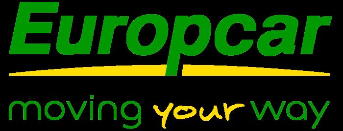 Europcar logo, logotype