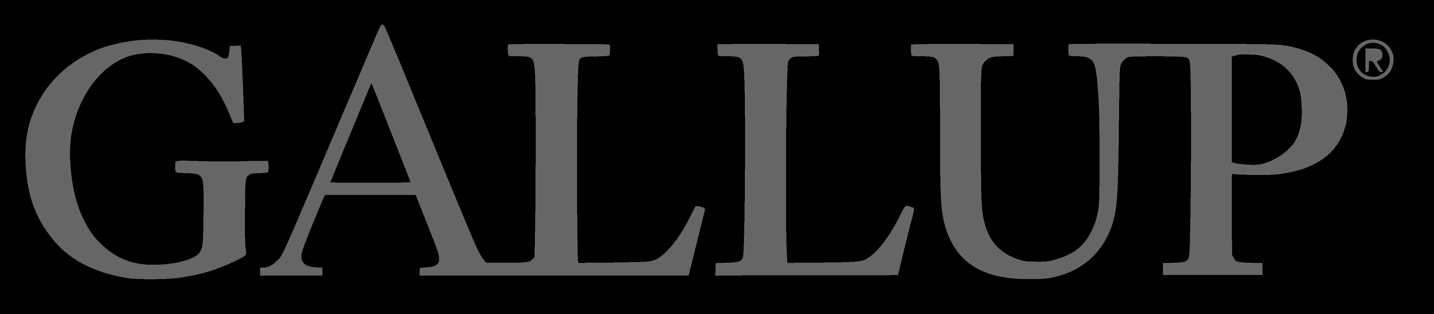 Resultado de imagen para gallup logo