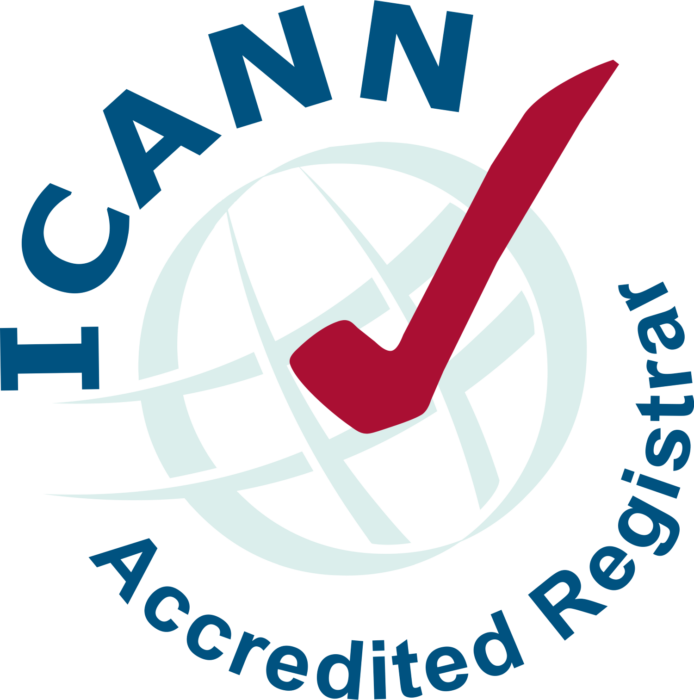 ICANN Accredited Registrar logo