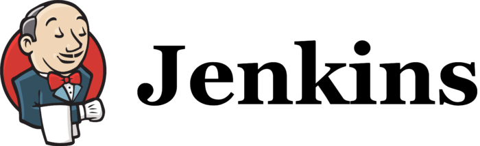 Jenkins logo, wordmark