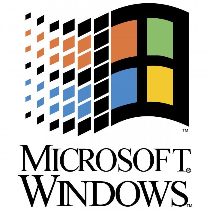 Microsoft Microsoft logo R