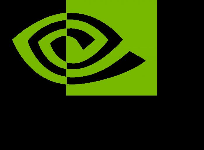 NVIDIA logo R