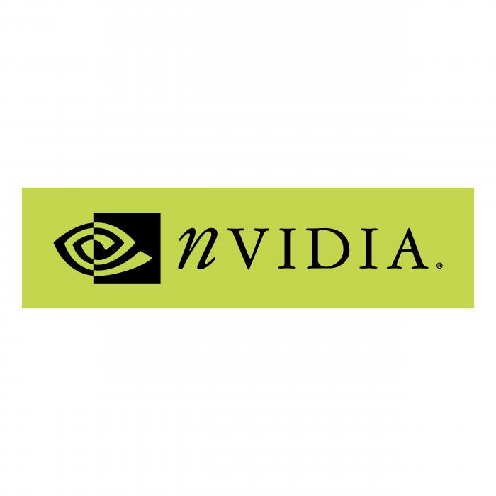 NVIDIA logo green