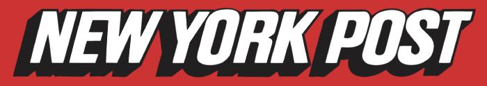 NYP - New York Post logo, wordmark