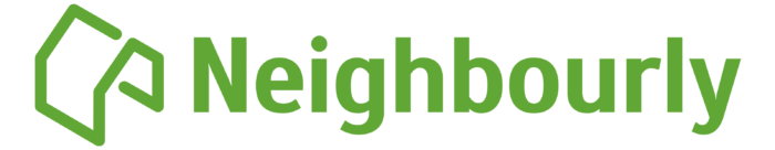 Neighbourly logo, logotype