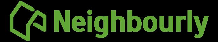 Neighbourly logo, logotype