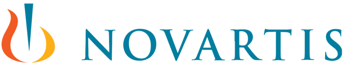 Novartis logo, logotype