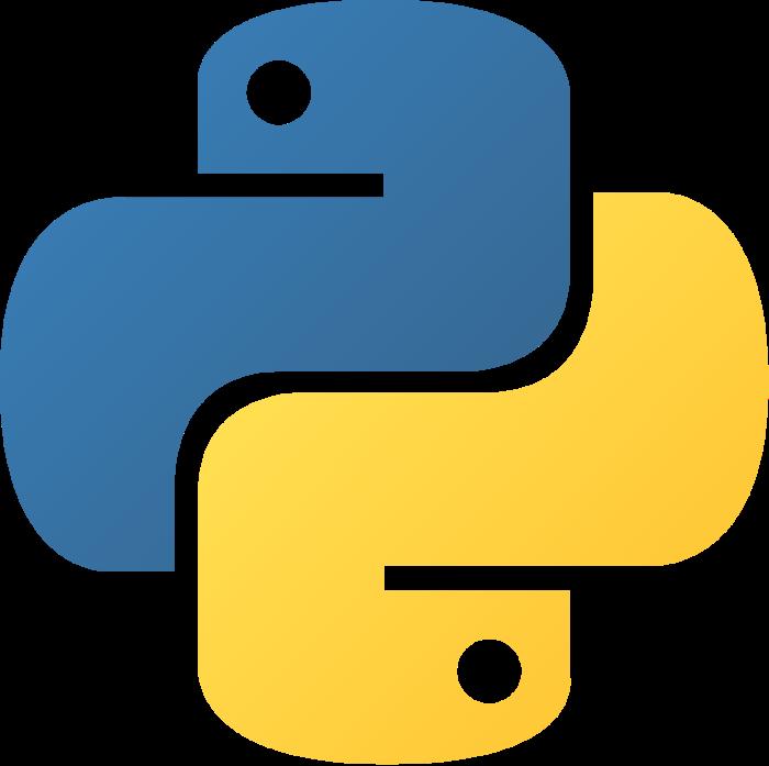 Python logo, icon