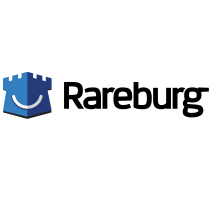 Rareburg logo