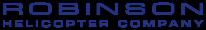 Robinson Helicopter logo, logotype
