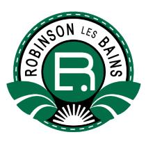 Robinson Les Bains logo