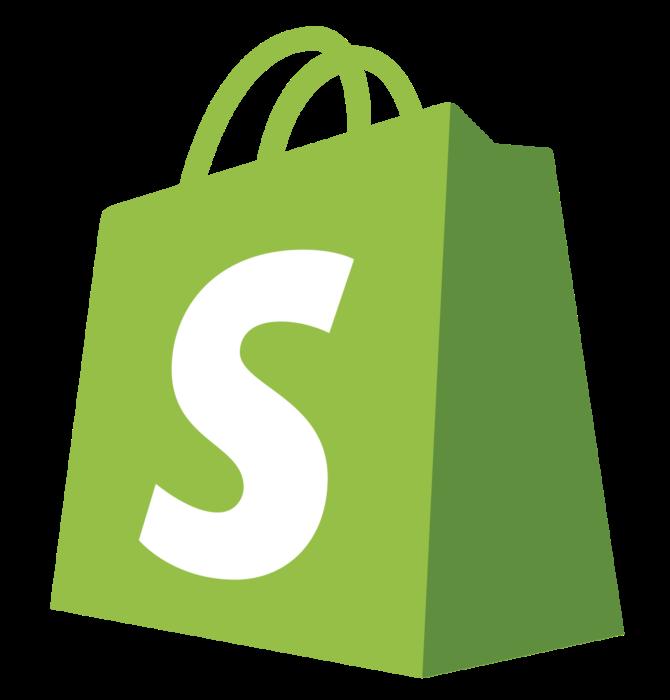 Shopify logo, icon