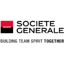 Societe Generale logo, slogan