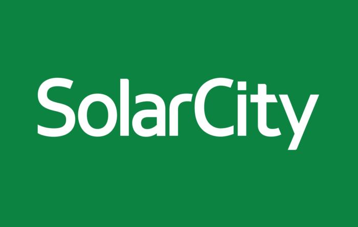 SolarCity logo, logotype (Solar City)