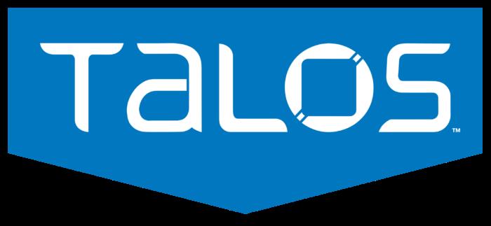 Talos logo, logotype, image