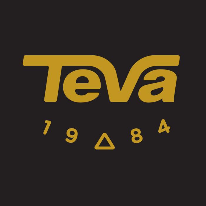 Teva logo (shoes, boots)