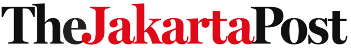 The Jakarta Post logo, wordmark, text