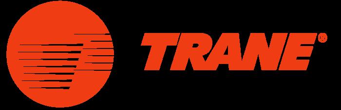 Trane logo, logotype