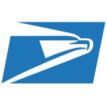 USPS logo, icon