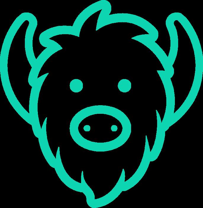 Yik Yak logo, icon
