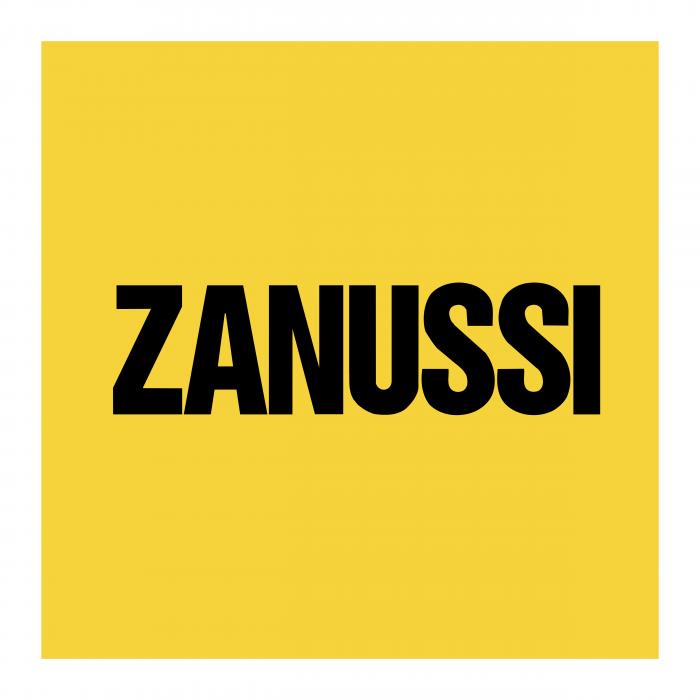 Zanussi logo black