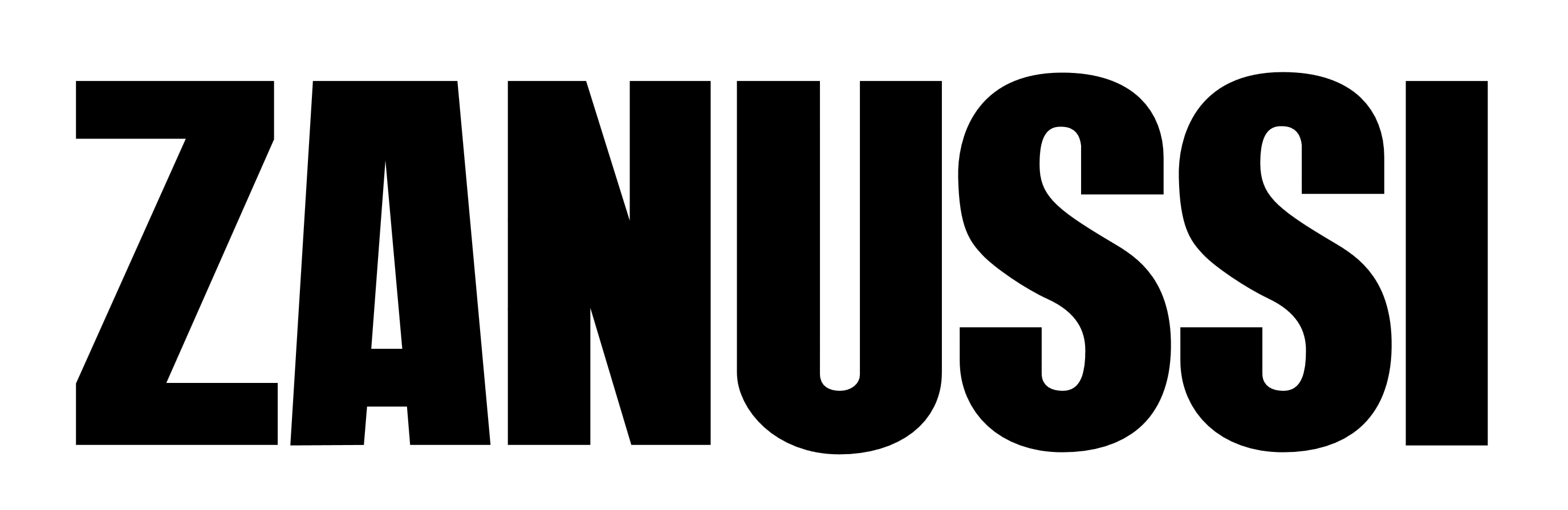 Výsledek obrázku pro ZANUSSI LOGO