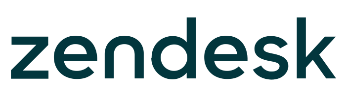 Zendesk logo, wordmark