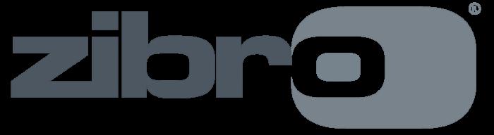 Zibro logo, logotype