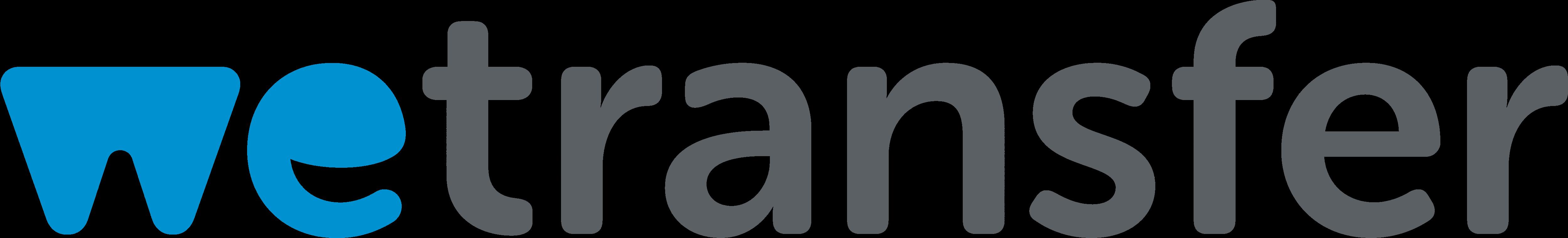 WeTransfer (We Transfer) – Logos Download