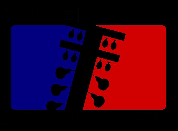 ADRL, American Drag Racing League logo, logotype, crest