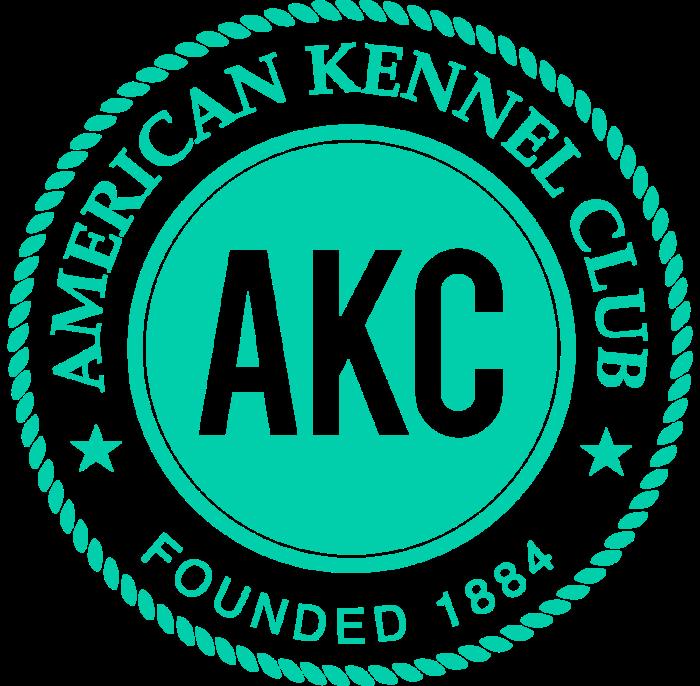 AKC logo - American Kennel Club