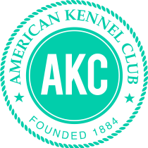 American Kennel Club logo (AKC)