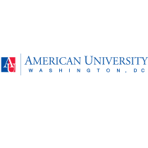 American University Washington DC logo