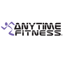 Anytime Fitness logo, wordmark