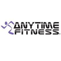 Anytime Fitness logo, wordmark