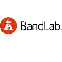BandLab logo, logotype