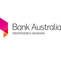 Bank Australia logo, logotype