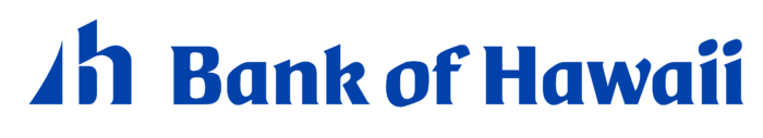 Bank of Hawaii logo, logotype
