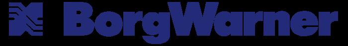 BorgWarner logo, logotype