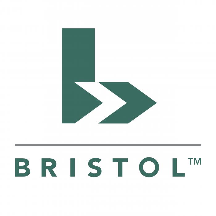 Bristol logo green