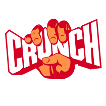 Crunch Gym Fitness logo