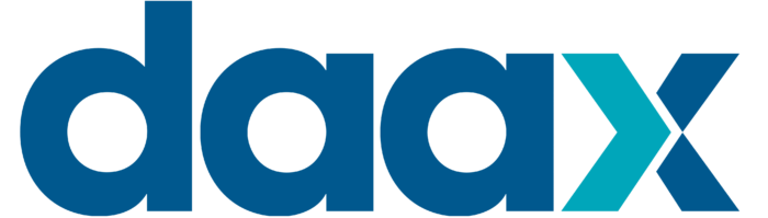 Daax logo, logotype