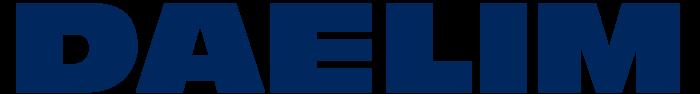 Daelim logo, logotype