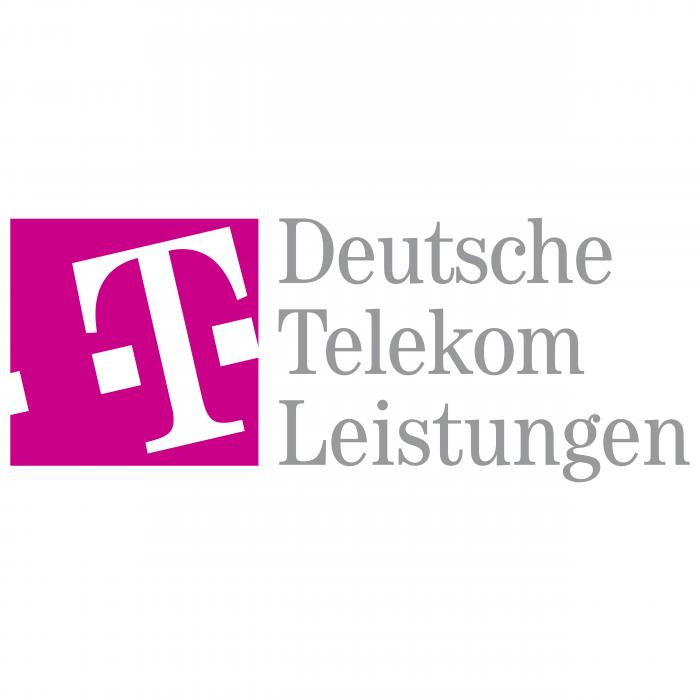 Deutsche Telekom logo cube
