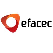 Efacec logo, logotype