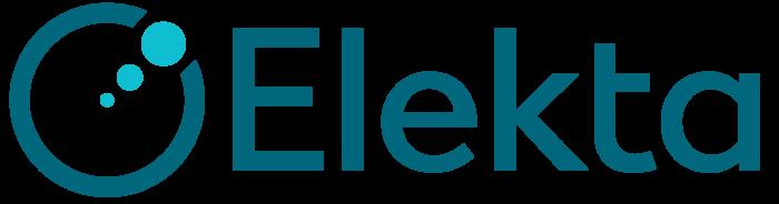 Elekta logo, logotype