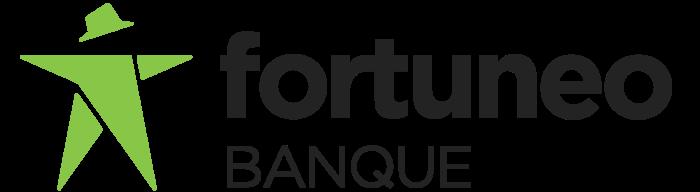 Fortuneo Banque logo, logotype