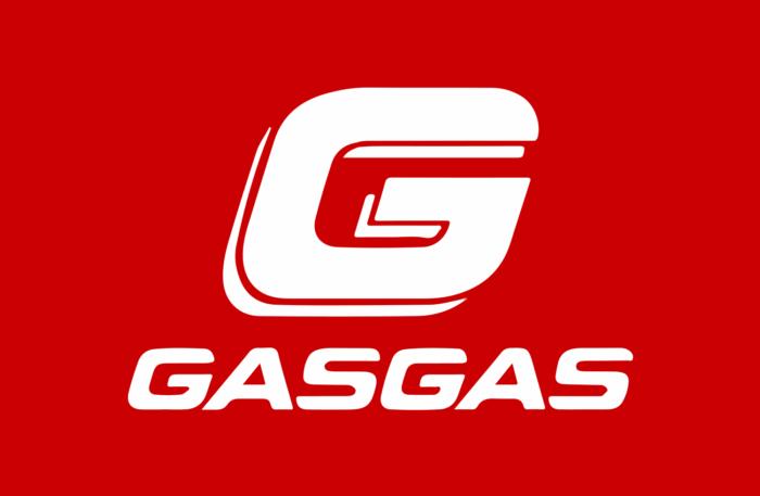 Gas Gas GASGAS logo, logotype