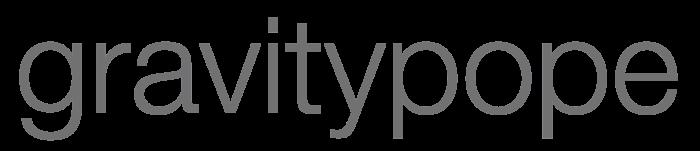 Gravitypope logo
