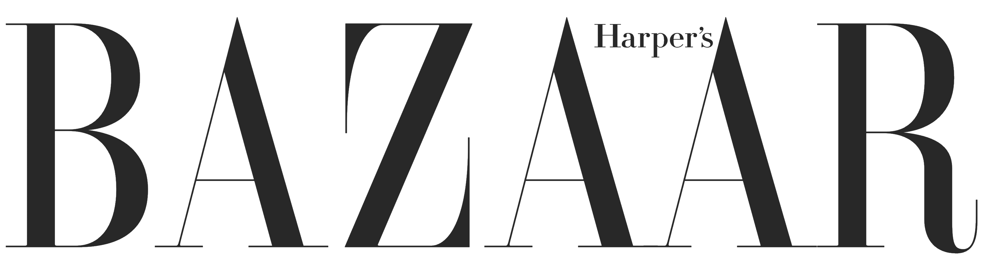 Image result for harper's bazaar uk logo